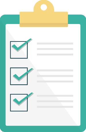Airbnb management checklist icon