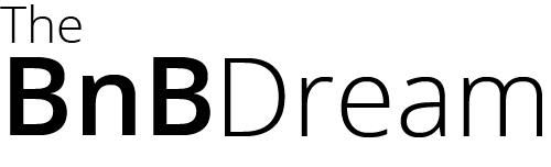 The BnB Dream Black Logo 500x PNG
