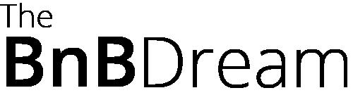 The BnB Dream Black Logo 500x PNG